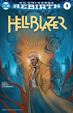 Hellblazer 1 2016