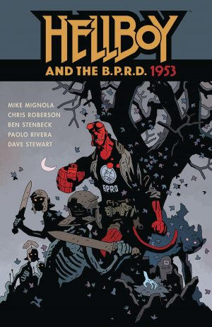 Hellboy and the BPRD 1953 tpb
