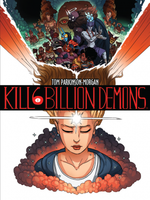 Kill 6 Billion Demons Vol 1