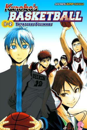 Kurokos Basketball 1-2