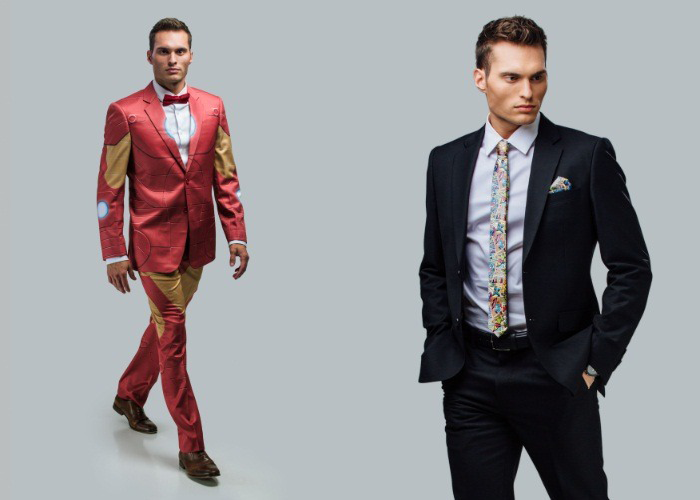 Marvel Formal Wear 1