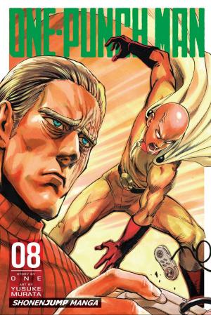 One-Punch Man vol. 8