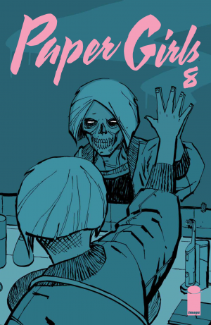 Papergirls #8