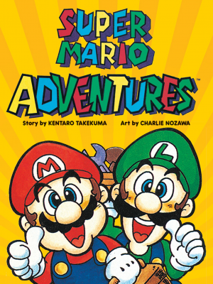 SuperMarioAdventures