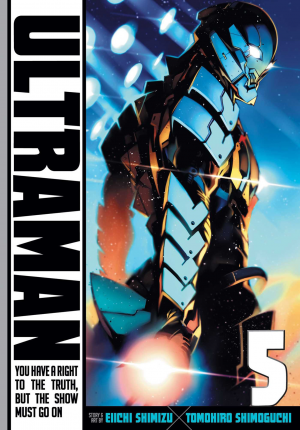 Ultraman vol 5