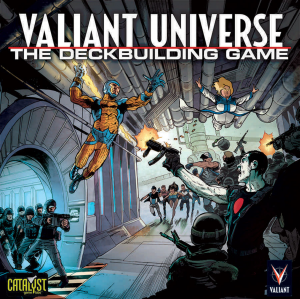 Valiant deck game