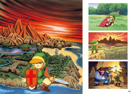 Zelda Art and Artifacts 1