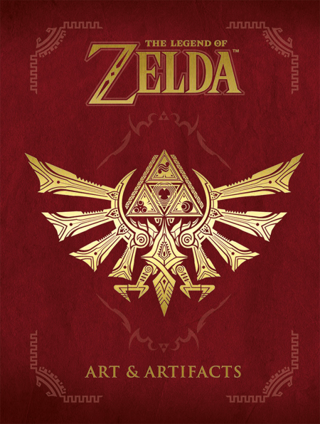 Zelda Art and Artifacts
