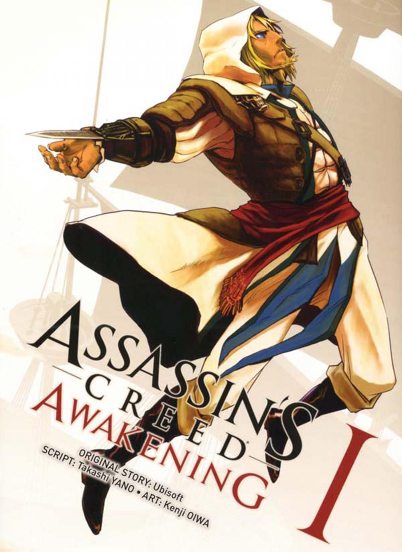 AC_AWAKENING_Cover_A_O Kenji