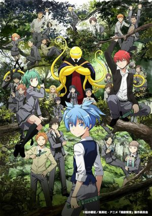 Assassination Classroom s2