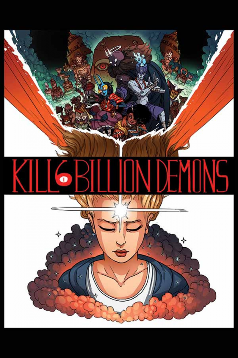 Kill 6 Billion Demons
