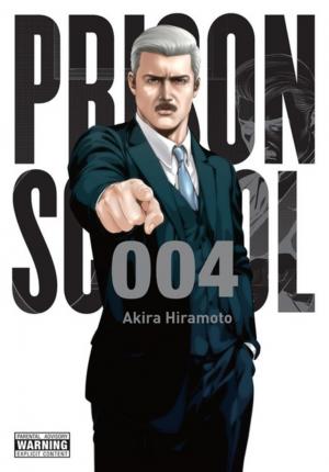 Prison School vol 4