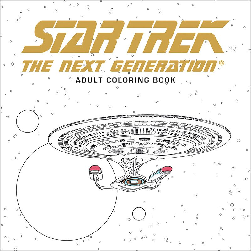 Star Trek Coloring Book 1