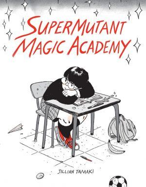 Super Mutant Magic Academy