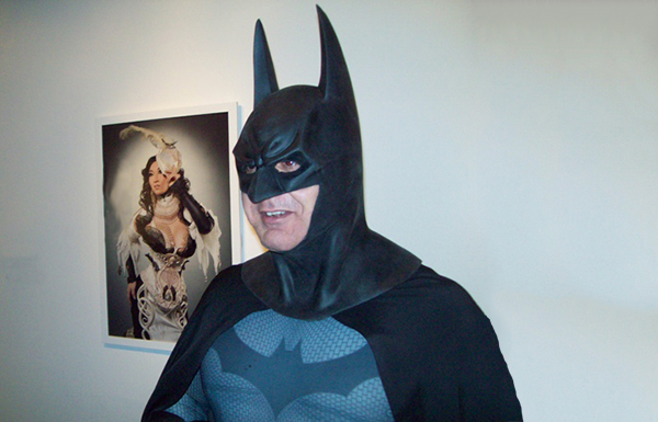 Smiling Batman