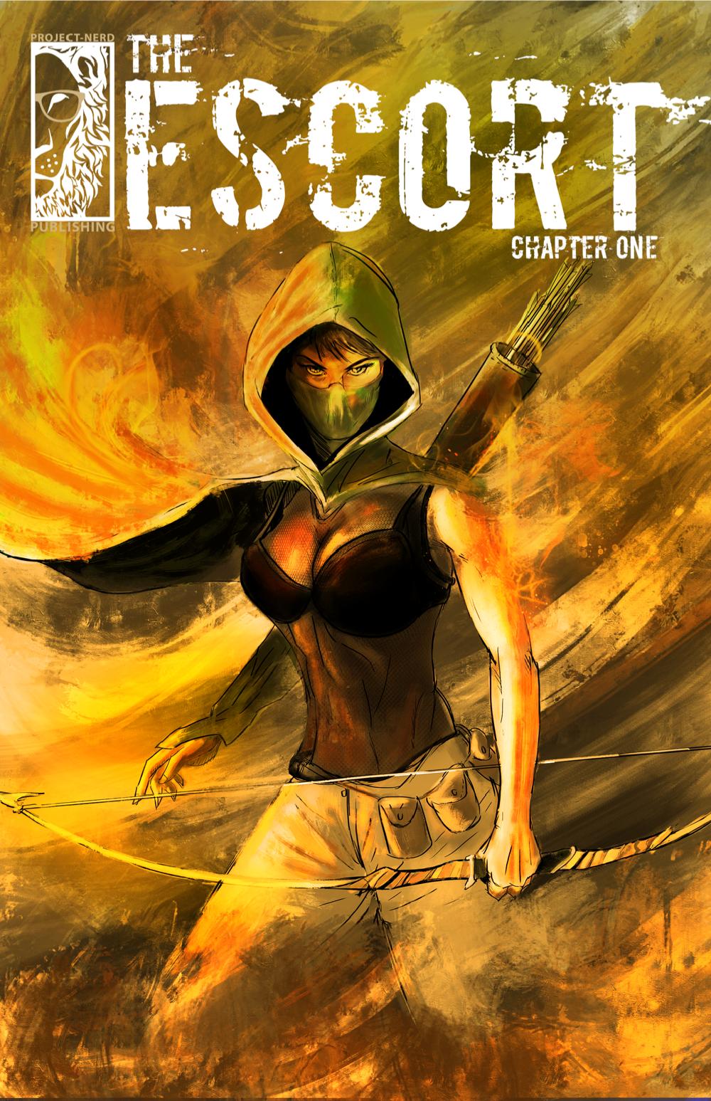The Escort Review >> Review The Escort 1 Comic Bastards