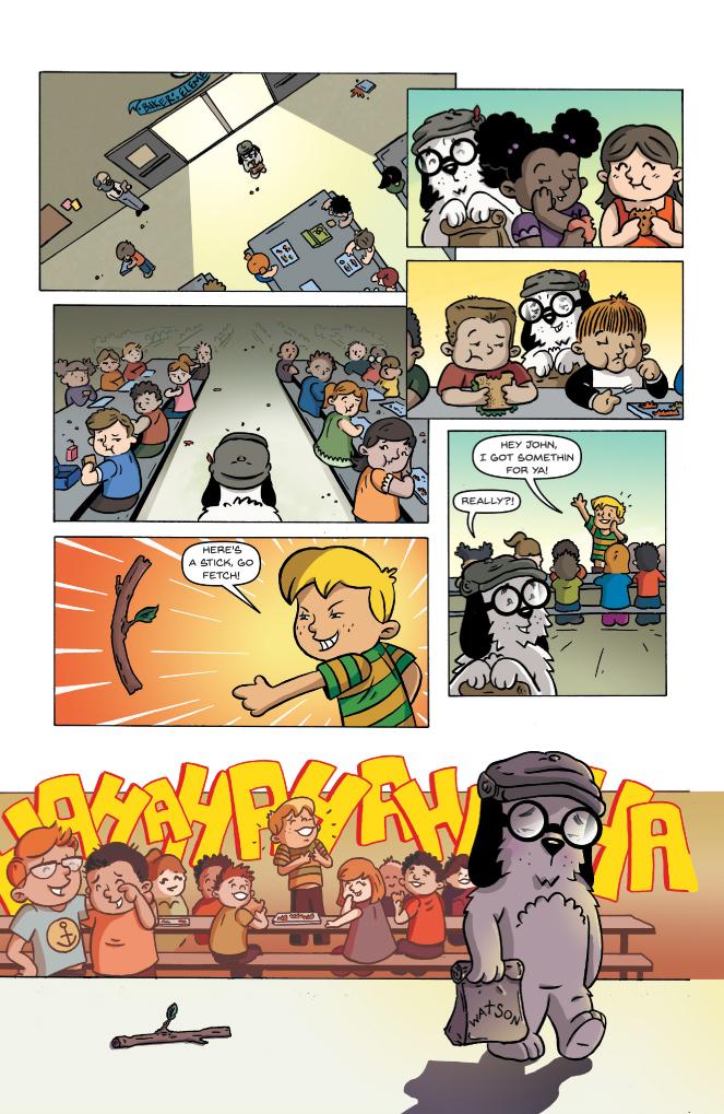 Kid Sherlock #1 Page 5.jpg
