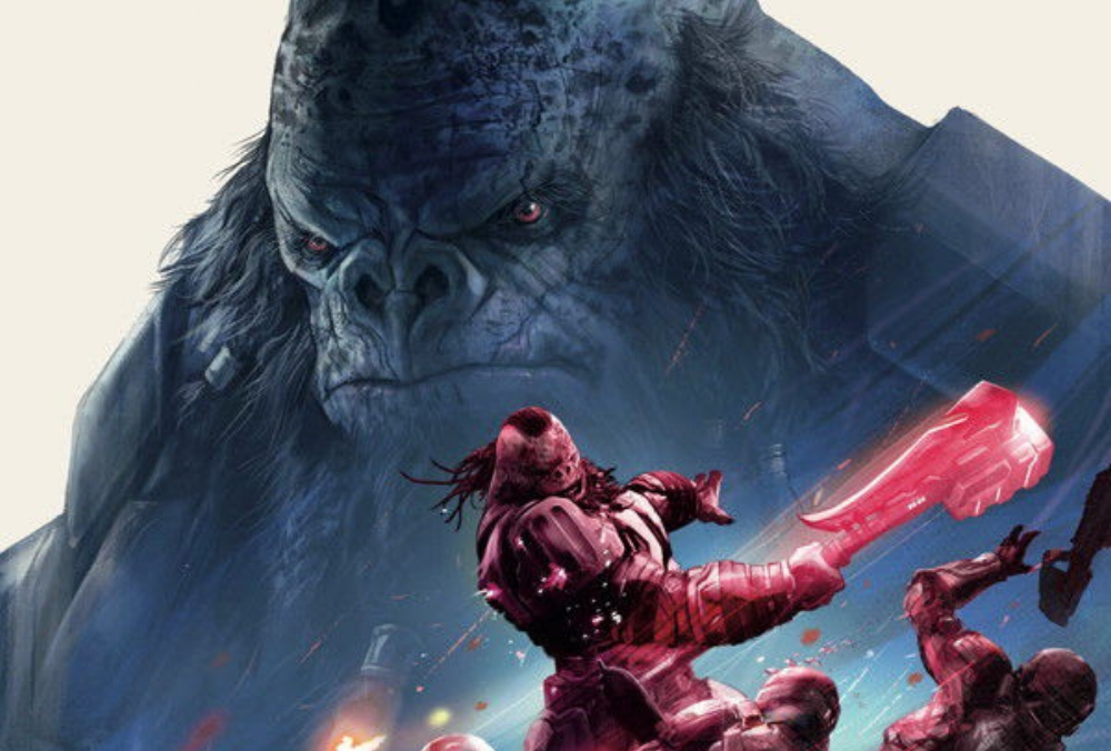 Dark Horse Asks... - Do you still care about Halo comics?
