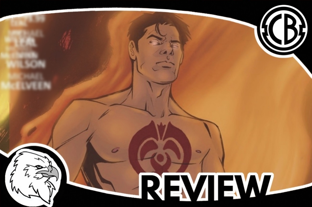 Comic Review Photo - Curse:Eagle Blend.jpg