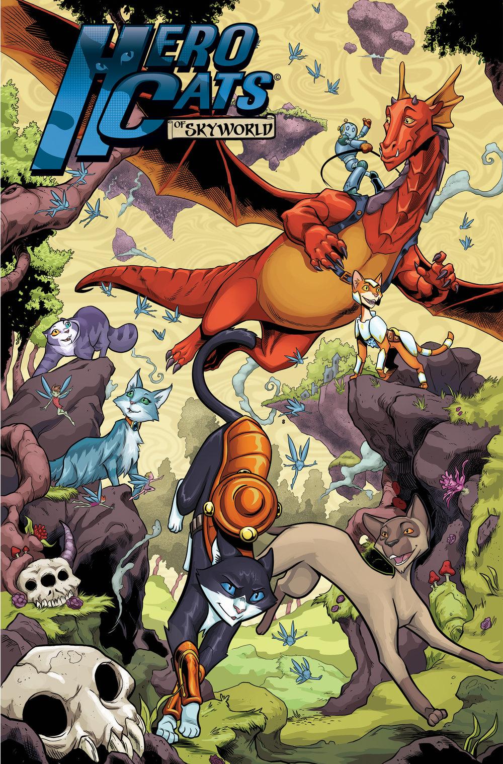 Hero Cats of Skyworld 6 TPB Cover.jpg