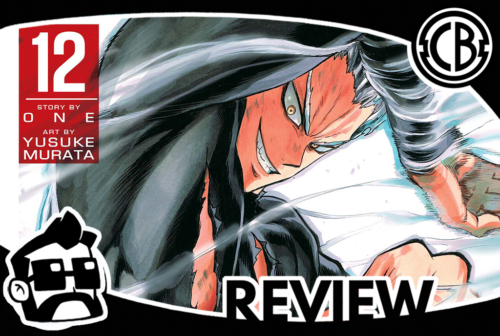 Review: One-Punch Man vol  12 — Comic Bastards