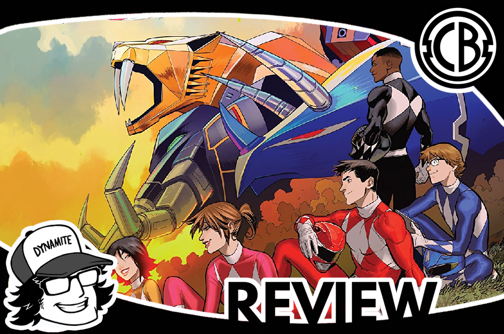 Review Go Go Power Rangers 2 Comic Bastards