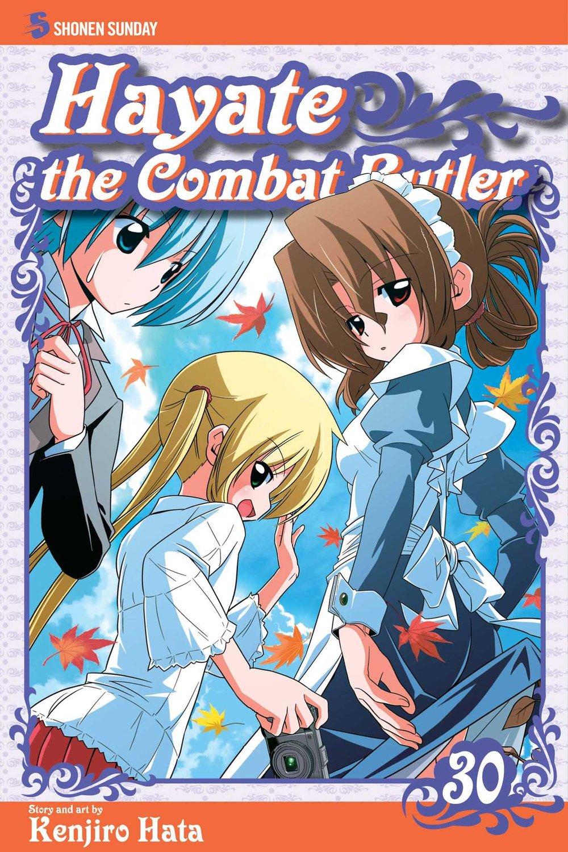 Hayate the Combat Butler vol. 30.jpg
