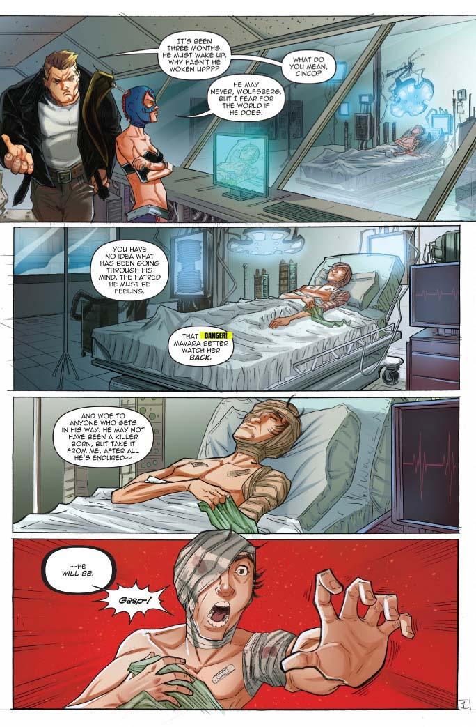 Infinite Seven Volume 2 Page 1.jpg