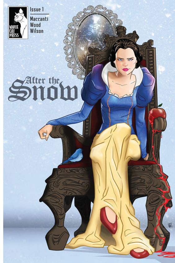 Comic Review Photo - After the Snow #1.jpg