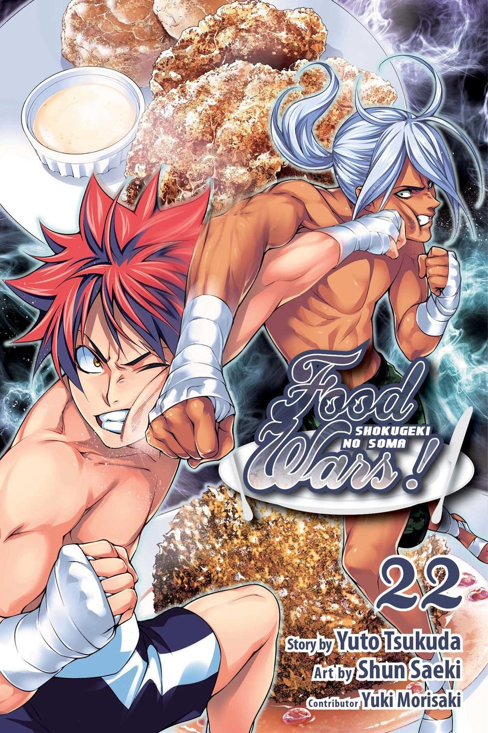 Food Wars! vol. 22.jpg