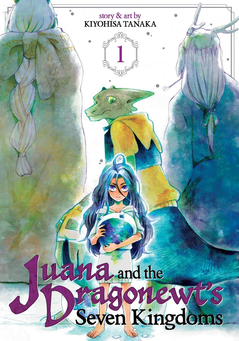 Juana and the Dragonewt's Seven Kingdoms vol. 1.jpg