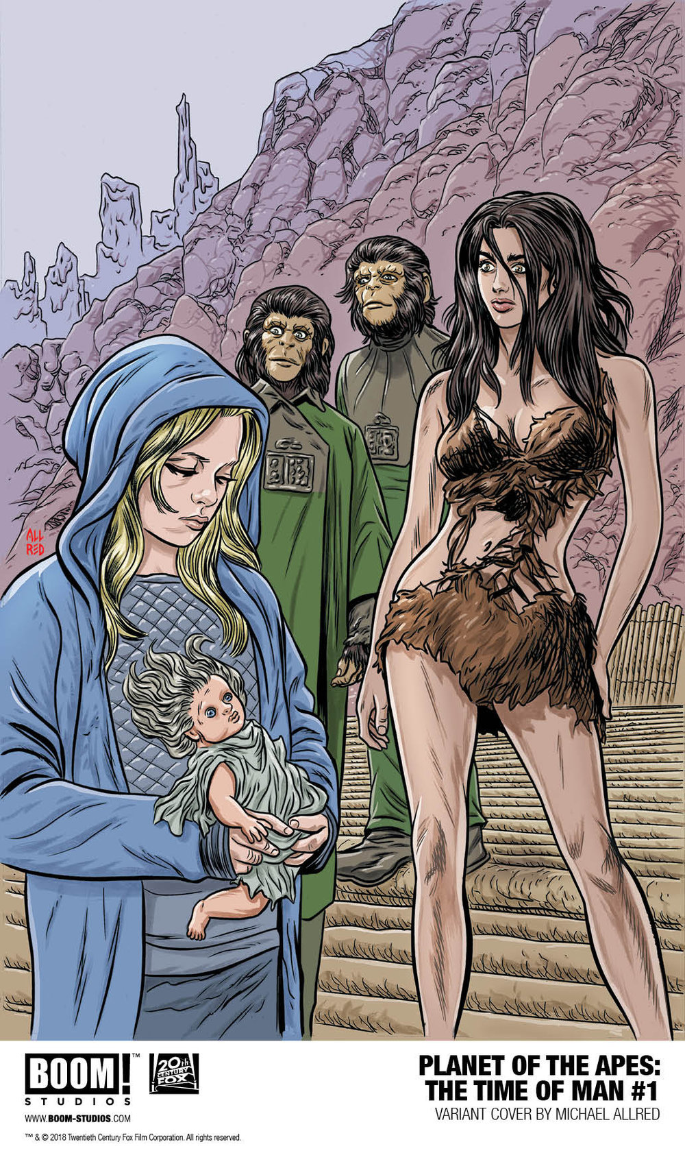 Planet of the Apes - The Time of Man #1b.jpg