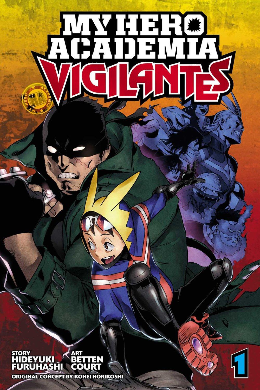 My Hero Academia - Vigilantes vol. 1.jpg