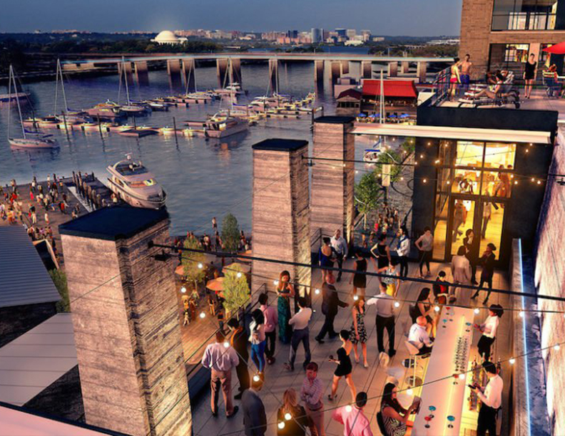 The Most Exciting Restaurants and Bars Opening at the DC Wharf   -- WASHINGTONIAN, September 2017