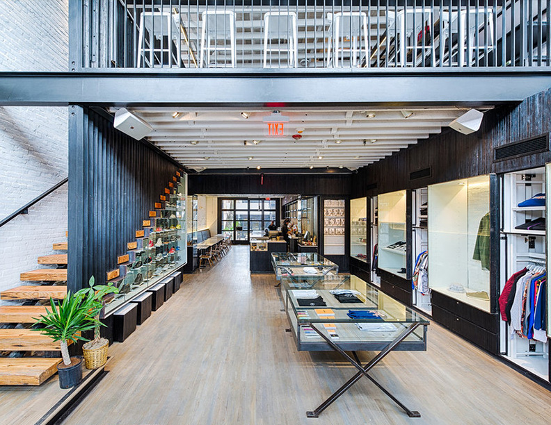 Maketto's Stylish Retail/Restaurant Mash-Up Is Something D.C. Hasn't Seen Before   -- DC EATER, April 2015