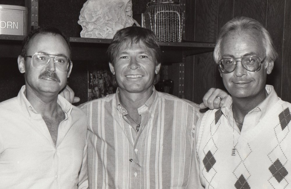 john denver n stan at allegiance 1988.jpg