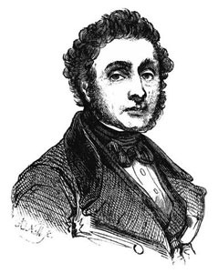 Jan David Zocher Dutch Landscape Architect (1791-1870)