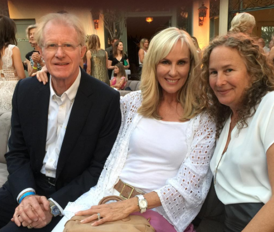 Ed & Rachelle with Dianna Cohen at Oceana / Walden Woods fundraiser