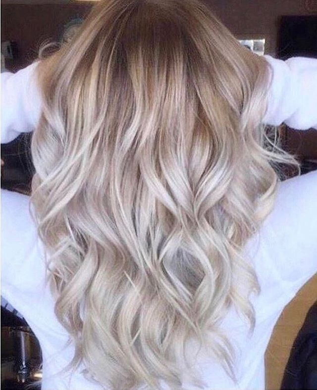 Who else loves this? ✨😍Always wanted to go blonde? Let us take care of your hair !