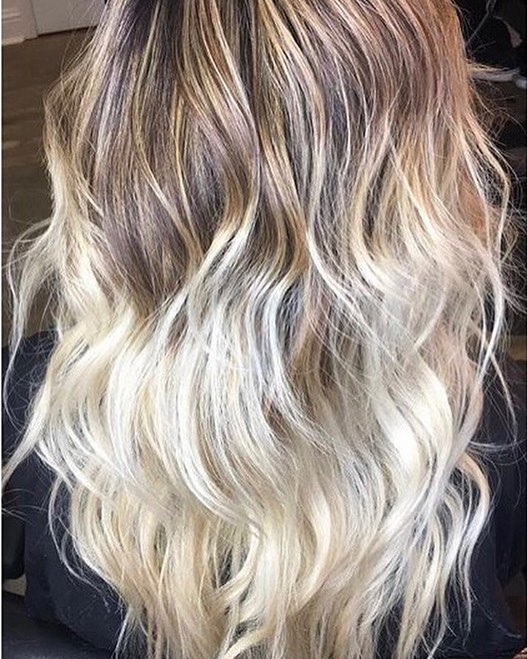 Good morning beauty's! Sharing with you all this amazing Ombré ✨