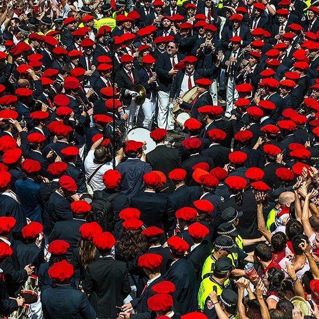 So many great traditions to be part of at Pamplona. We still have some opening packages available. Join us and be part of the fun. 🐃 www.runningwiththebullsinsidertours.com  #runningwiththebulls #tradition #party #epic ##ontour #bucketlist #bethere #worldadventures #onceinalifetime #travel #itsaparty