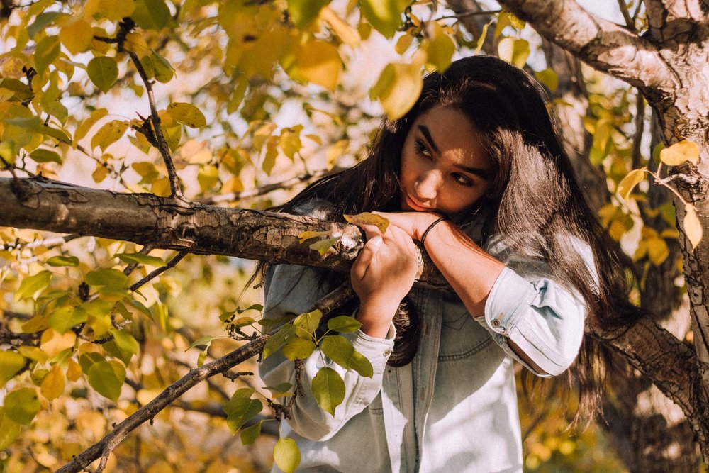 Anastasia Morrison, shot by Peyton Seigo