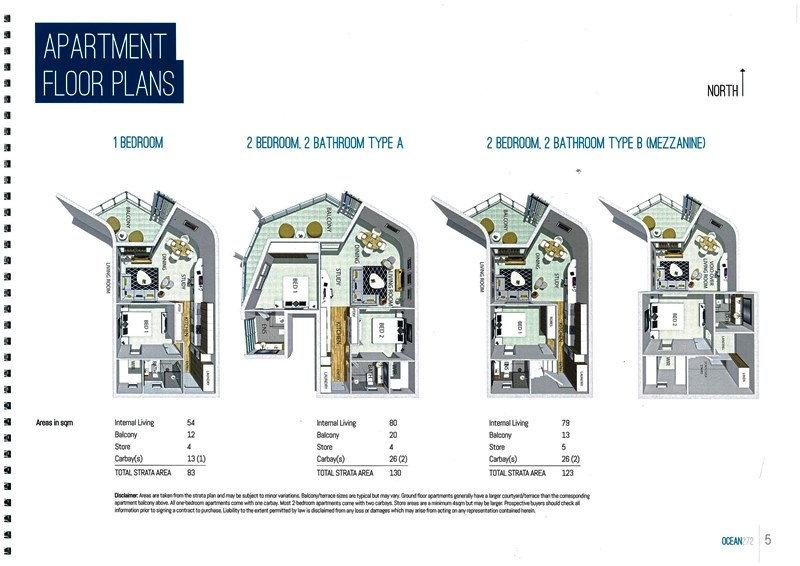 Floor Plans - 1 Bed, 2 bed 2 Bath Type A, 2 bed 2 bath Type B Mez.jpg