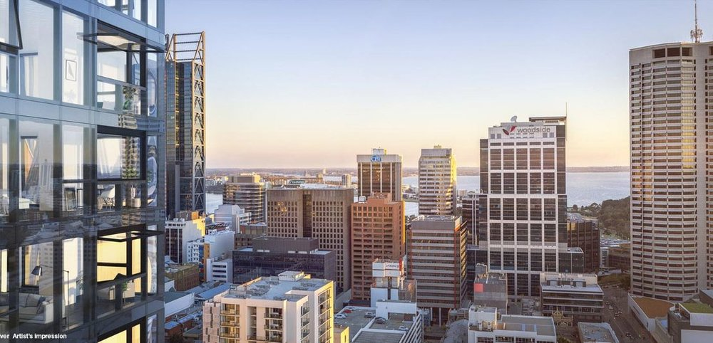 Perth Hub Apartments