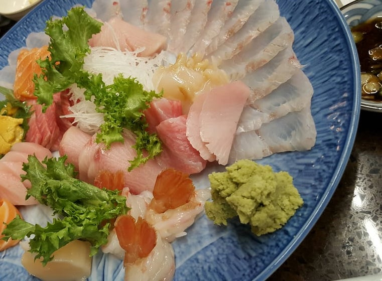 Chef's Special Sashimi Platter