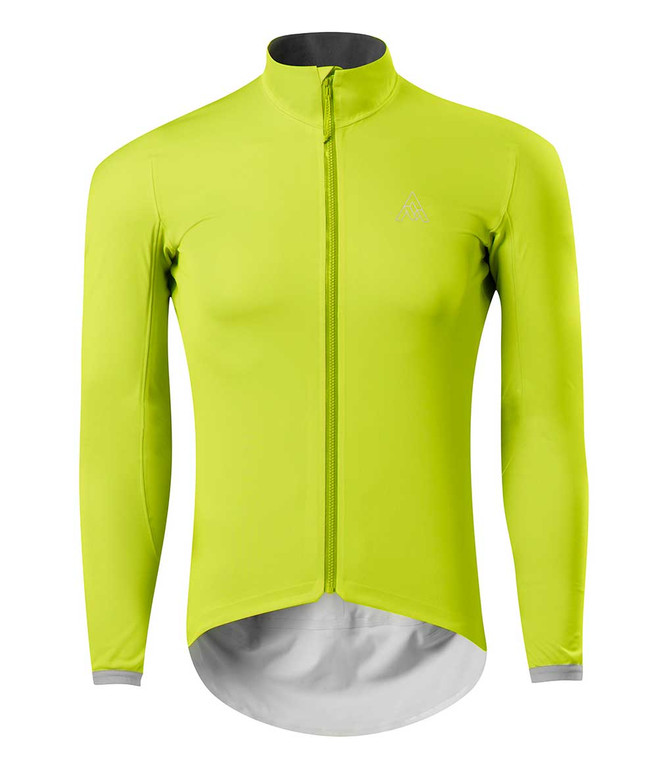 Corsa Softshell Jersey yellow Thumb.jpg