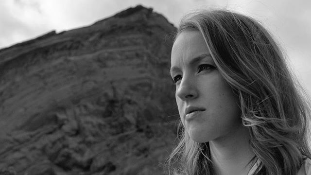We'll be launching a campaign on @seedandspark soon and can't wait to get started. Here's another look at our teaser trailer. . . . . #grayscale #shortfilm #indiefilm #film #blackandwhite #photography #actress #actor #landscape #desert #1960s #1960sfashion #cinematography