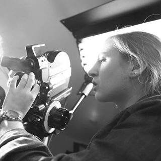 Finally, we're recognizing our amazing Producer, Christina Tontisakis, who has produced countless shorts and VR experiences. #internationalwomensday #internationalwomensday2017 #womeninfilm #blackandwhitephotography #shortfilm #film #indiefilm