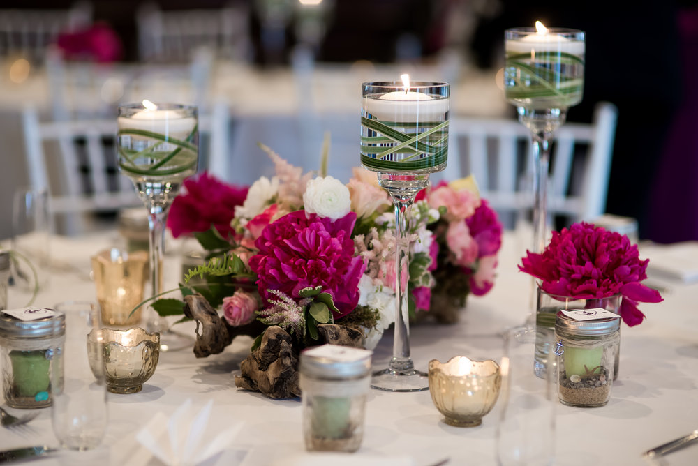 Stemmed Candle Holders  Nicole Chan Photography