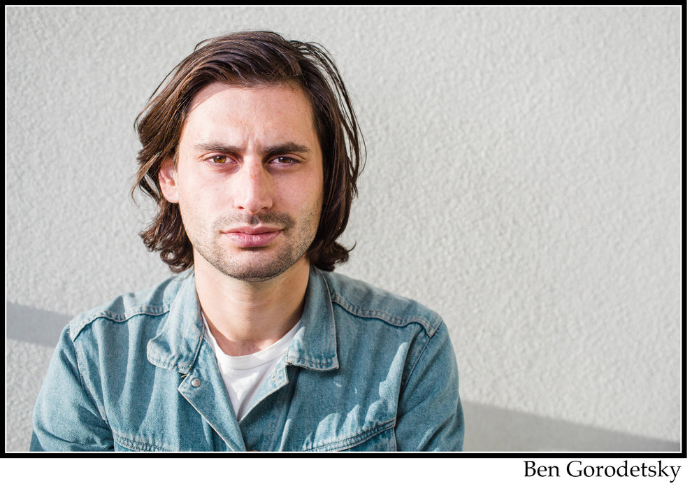 BEN GORODETSKY- Fred    Ben     Gorodetsky   is an improviser, actor, director, curator and Associate Artistic Director of Rapid Fire Theatre.  Ben is co-creator of the award winning, multi-cultural improv show  Folk Lordz ,  curator and producer of Mile Zero Dance's   Dirt Buffet Cabaret  , and a multi-disciplinary performance artist working in theatres, galleries, screens, and found spaces all over Edmonton. The Professional Arts Coalition of Edmonton named Ben the Emerging Artist of the Year at the 2016 Mayor's Celebration of the Arts.